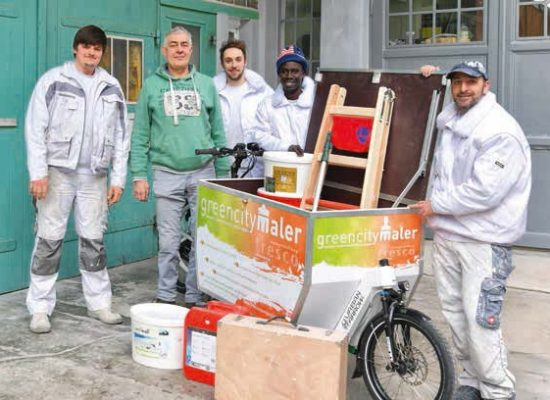 Green City Maler